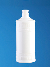 乳白玻璃瓶 012