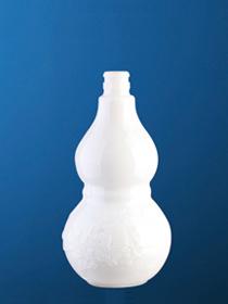 乳白玻璃瓶 017